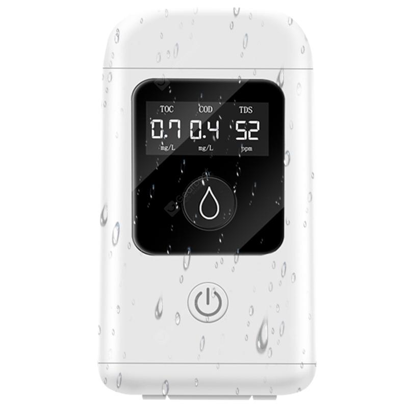 Bilikay W1 Pro Water Quality Detector 3 in 1 TOC / COD / TDS - White