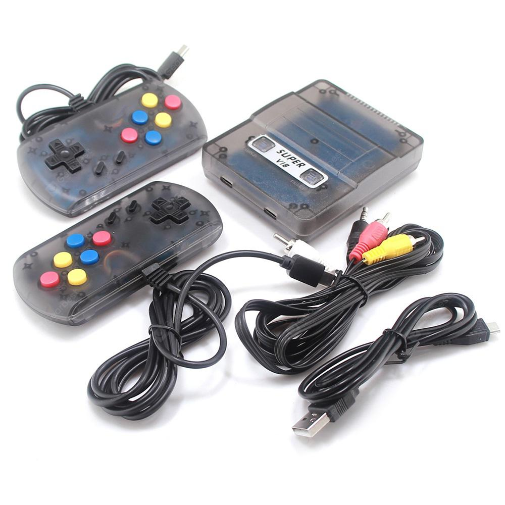 Bild av Retro 8bit 169 Games Mini HD TV Game Console with Double Gamepads