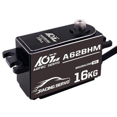 AGF A62BHM 16KG Low Profile Brushless RC Racing Servo