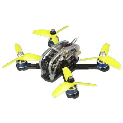 LDARC 130GTI - HD 133mm F4 OSD 3-4S FPV Racing Drone con Caddx.US Turtle V2 1080P Cámara