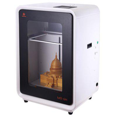 MINGDA MD - 6H 400 x 300 x 500 mm Industriële grote 3D-printer
