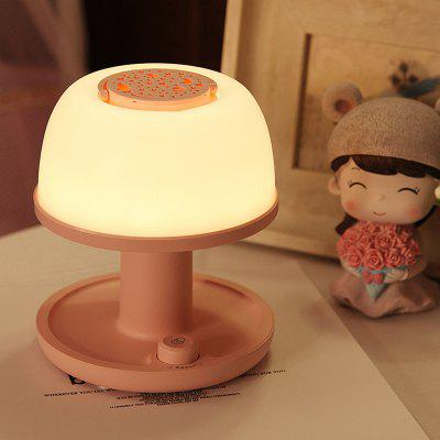 NL102 3D Projection Portable USB Night Light