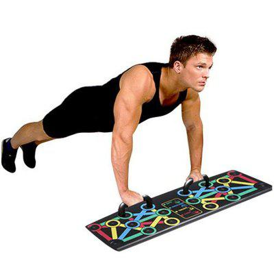 Fitness Equipment Home Chest Muscle Training Exercise Push-up Bracket Tool