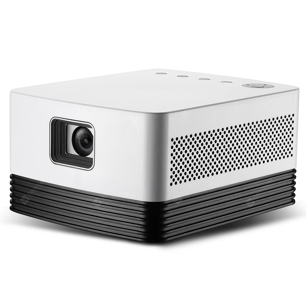 Vivibright J20 DLP Home Entertainment Projector  – White EU Plug