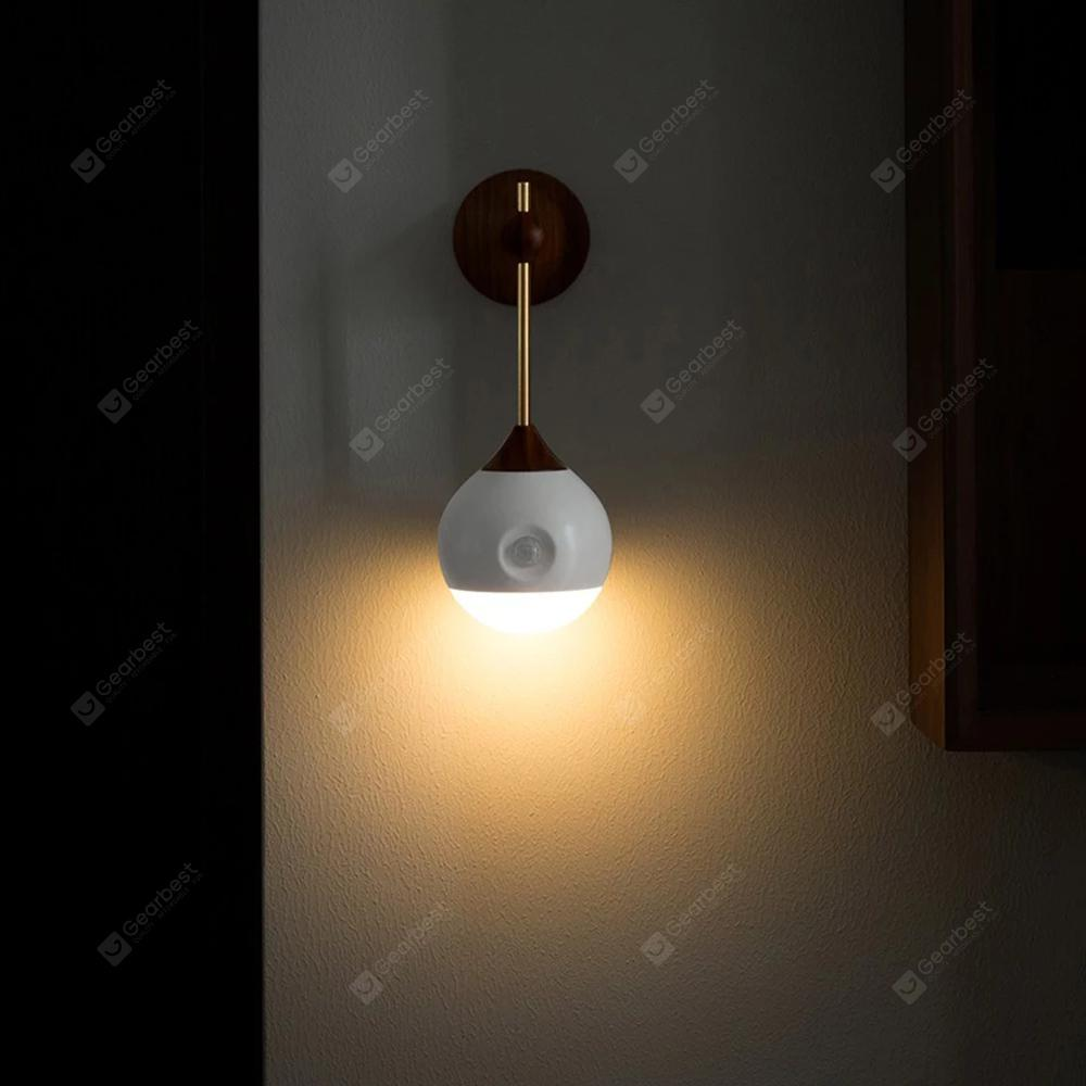 Induction Lamp Night Light from Xiaomi youpin - White