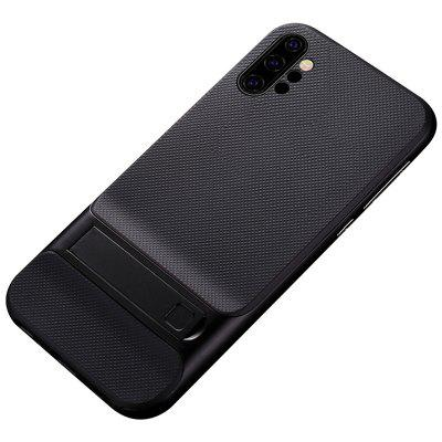 Naxtop 2 in 1 Soft TPU Hard PC Bracket Mobile Phone Case for Samsung Galaxy Note 10 Plus / Note 10 Pro / Note 10