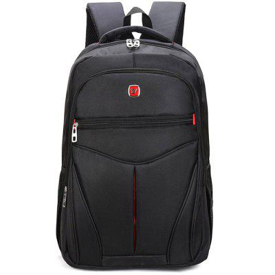 Backpack Business Men's Backpack Large Capacity Leisure Travel Bag