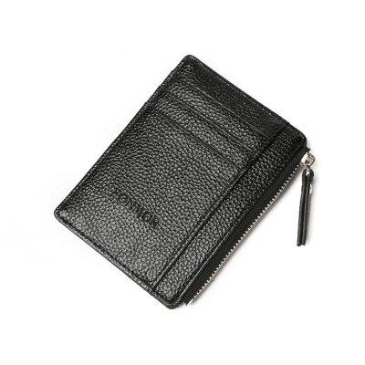 Men's Multi-card Zipper Multi-function Wallet