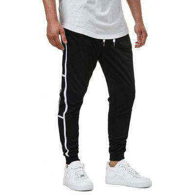 Personality Sweatpants Men's Casual Trousers