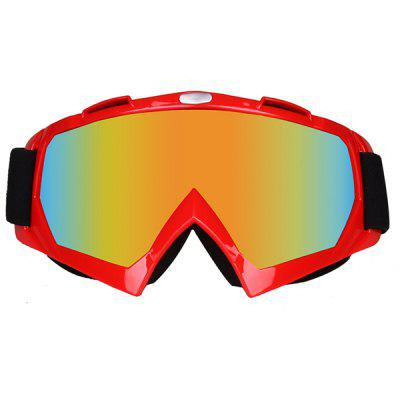 803 Motocross Gogle Lokomotywa Kask Okulary Windshield Knight Racing