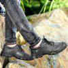 AILADUN Men's Thick-soled Outdoor Sports Large Size Shoes - BLACK