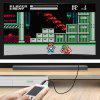 Ragebee 500 in 1 3.0 Inch TFT Display 2 Player Handheld Game Console with Gamepad - WHITE