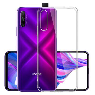 Huawei Honor 9X Pro / Honor 9X用NaxtopソフトTPUバックカバー電話ケース