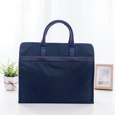 Men Handbag Information Storage Briefcase