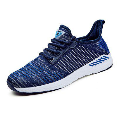 Mesh Running Fashion Tide Men's Sport Shoes