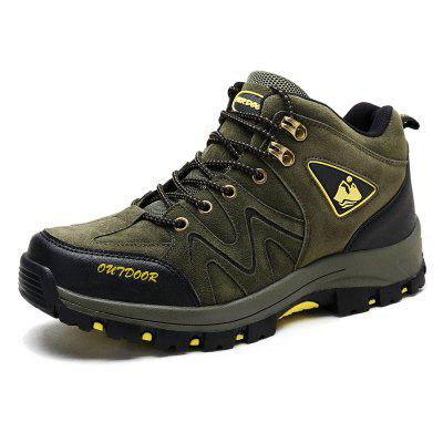 AILADUN Masculino Outdoor Sports Caminhadas Sapatos