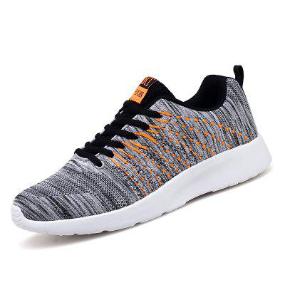 Flying Woven Men's Sports Shoes