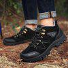 AILADUN Male Outdoor Sports Hiking Shoes - BLACK