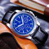 IKcolouring 98227 Fashion Multi-function Men Automatic Mechanical Watch with Calendar Function - MULTI-E