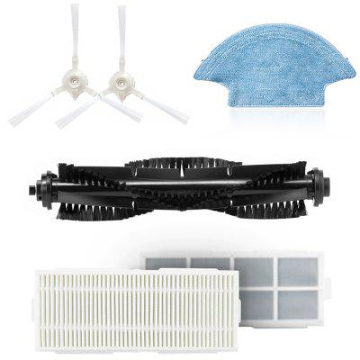 360 Side Brush HEAP Filter Accessories Kit for S6 Sweeper