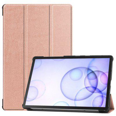 Multi-functional Bracket Full-edge Protective Cover for Samsung Galaxy Tab S6 / 10.5 inch Tablet