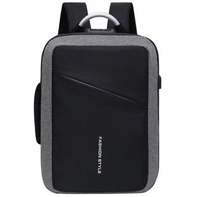 Portable Business Men's Backpack 15.6 inch