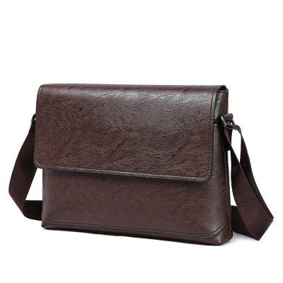 Men's Business Casual Single Shoulder Crossbody Bag Multi-function