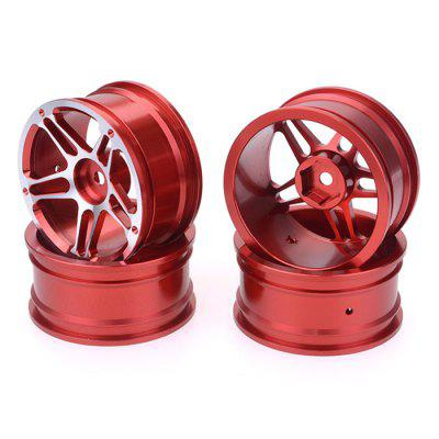ZD Racing 1.9 polegada 1:10 Escalada Car Drift Wheel Frame 4 pcs