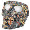 839 Devil Mask Motorcycle Goggles Helmet Windproof Glasses - MULTICOLOR-A