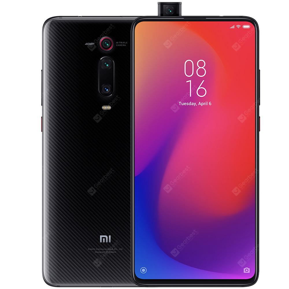 Xiaomi Mi 9T Pro 4G Phablet 6GB RAM 128GB ROM Global Version - noir 6+128G