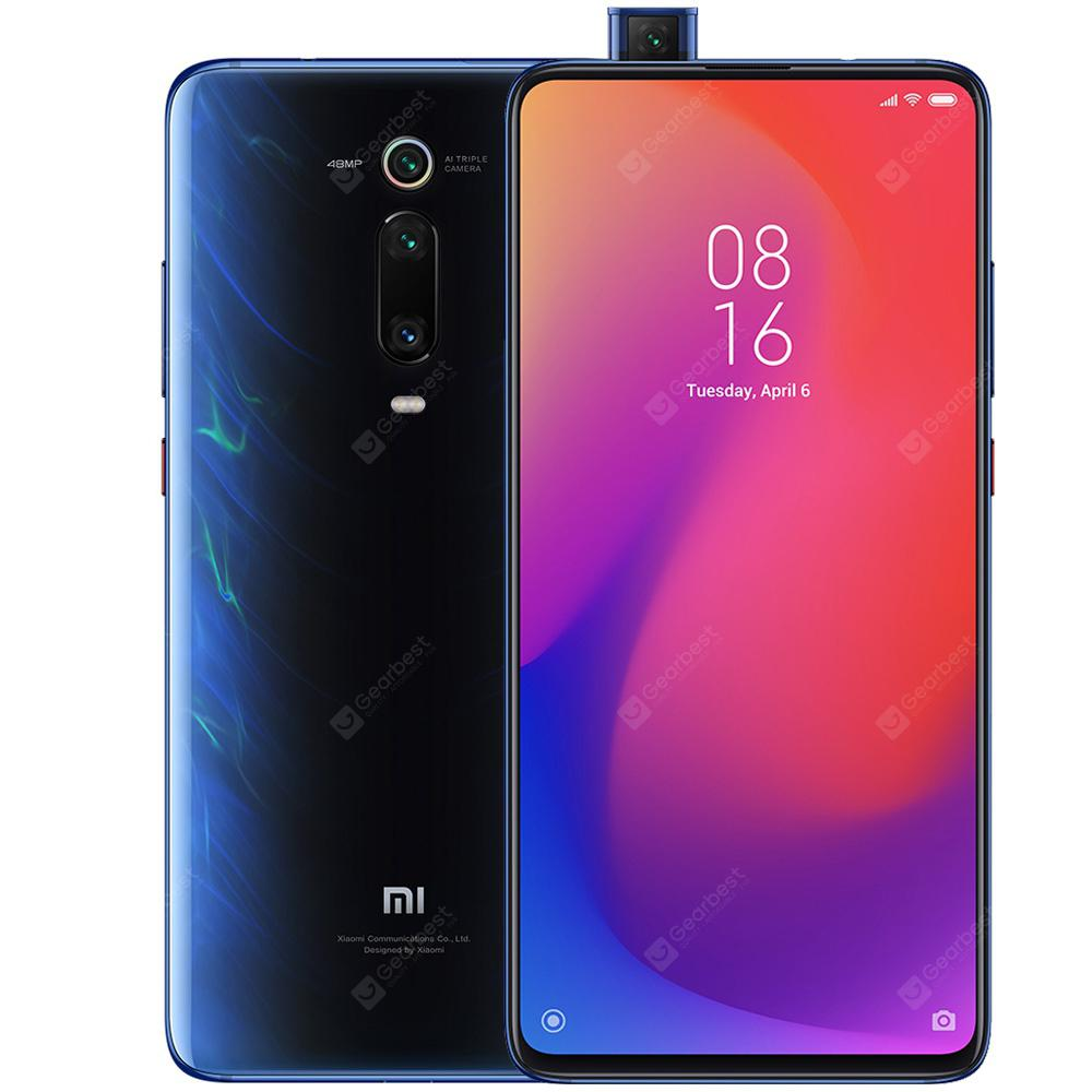 Xiaomi Mi 9T Pro 4G Phablet 6GB RAM 128GB ROM Global Version- Blue