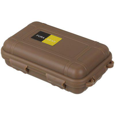 FURAGear Nylon Field Survival Equipment Small Waterproof Anti-pressure Storage Box
