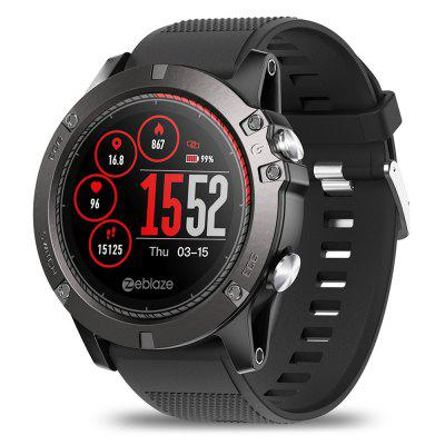 Zeblaze VIBE 3 ECG Montre Connectée Bluetooth de Sports