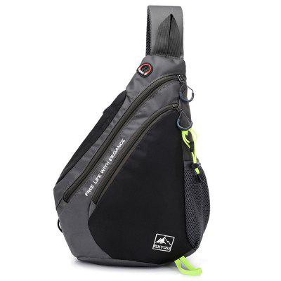 gearbest.com - Men's Chest Bag Shoulder Oxford Cloth Outdoor Crossbody