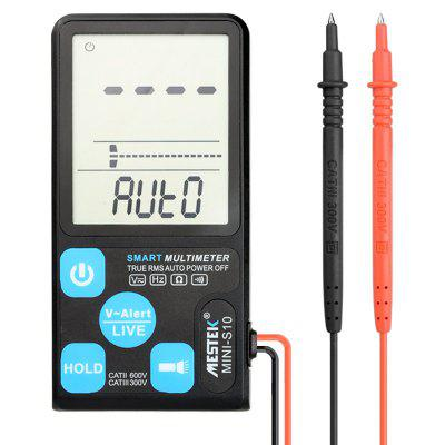 MESTEK MINI - S10 Large Screen Ultra-thin Intelligent Multimeter