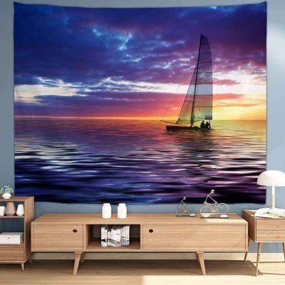 Sunset Digital Printing Tapestry
