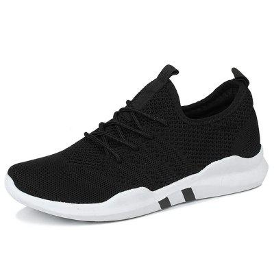 Flying Woven Sports Men Casual Shoes