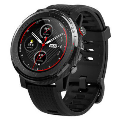 AMAZFIT stratos 3 Smart Sports Watch Heart Rate 5ATM Waterproof Outdoor GPS Positioning