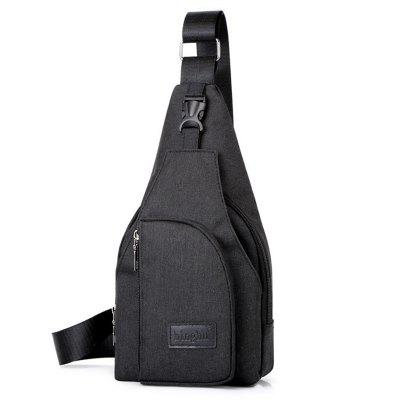 Men's Chest Bag One Shoulder Sports
