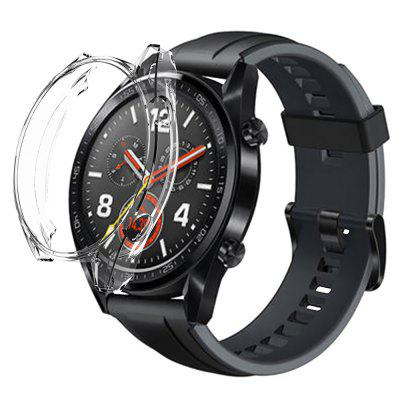 TAMISTER Plating TPU Protective Case for HUAWEI Watch GT