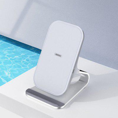 REMAX RP - W12 Desktop Mobile Phone Holder Wireless Charger