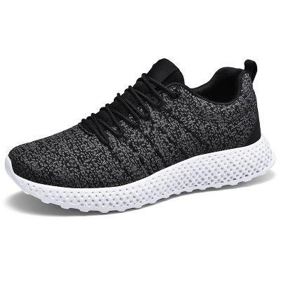 Lightweight Flying Woven Sports Men's Casual Shoes