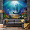Seabed Ship Digital Printing Tapestry - MULTI-A