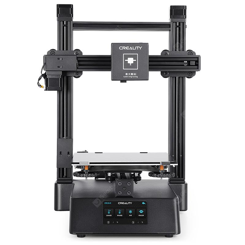 Creality CP01 3 in 1 DIY Intelligent Module Machine 3D Printer
