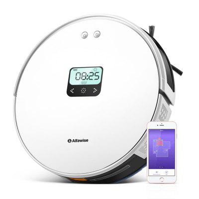 Alfawise V8S Pro E33 Smart LCD Display Vacuum Cleaner Sweeping Robot Image