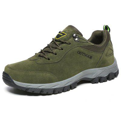 Men's Climbing Shoes Large Size Comfortable Wearable for Hiking Outdoors