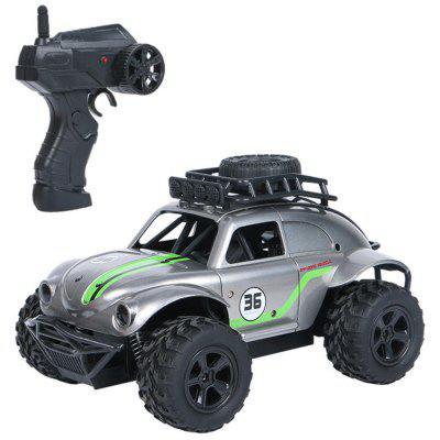 MN Model MN36 1:18 Pilot zdalnego sterowania 2.4G RC Car Beetle Off-road Vehicle RTR
