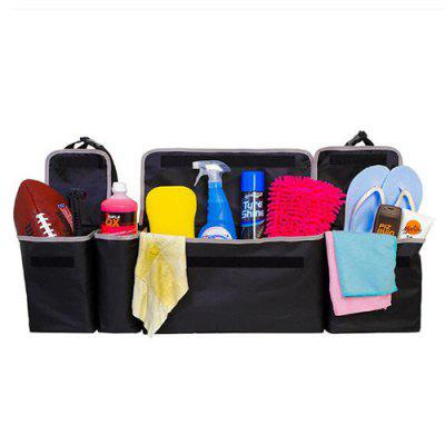AutoYouth Car Trunk Organizer Backseat Storage Bag