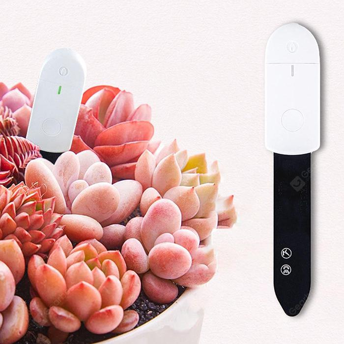 Mini Electronic Plants Soil Moisture Tester Flower Bonsai Monitor