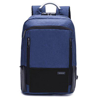 GearBest coupon: Contrast Men's Business Casual Backpack